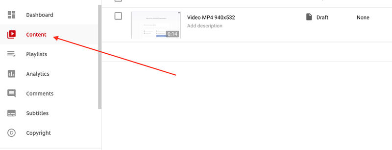 make youtube video unlisted