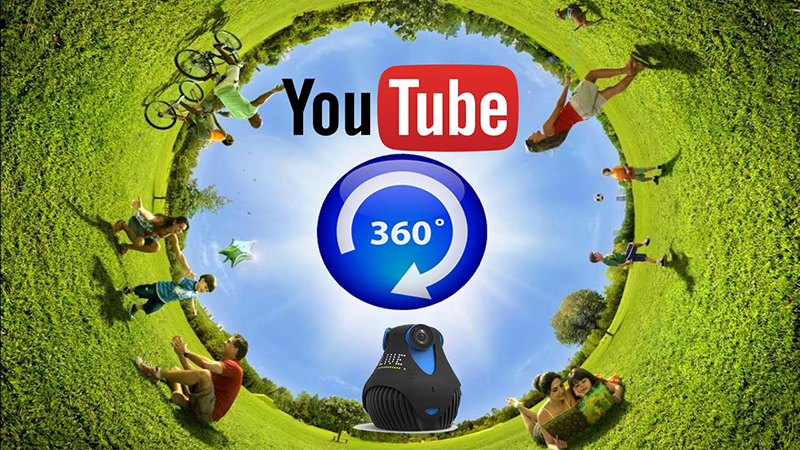How to use 360 Degree Videos for Marketing