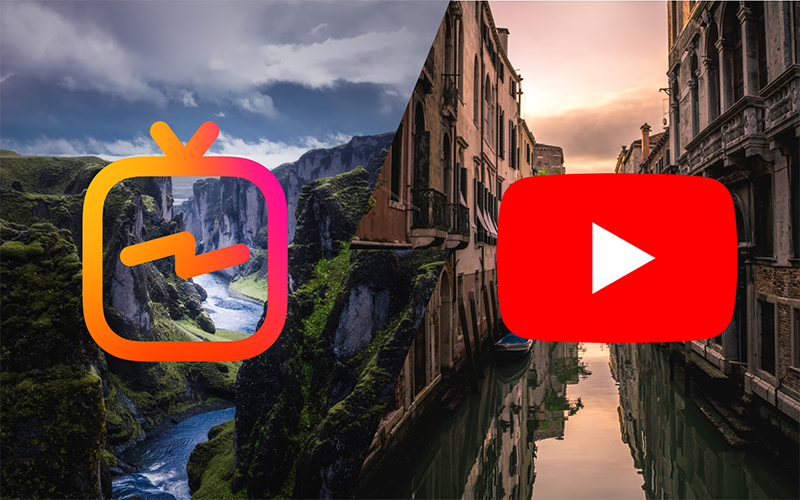 IGTV vs YouTube: Which Is Better to Use in 2020