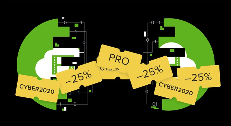 Cyber Monday Sale on 4K Download: Save BIG Until It's Over!