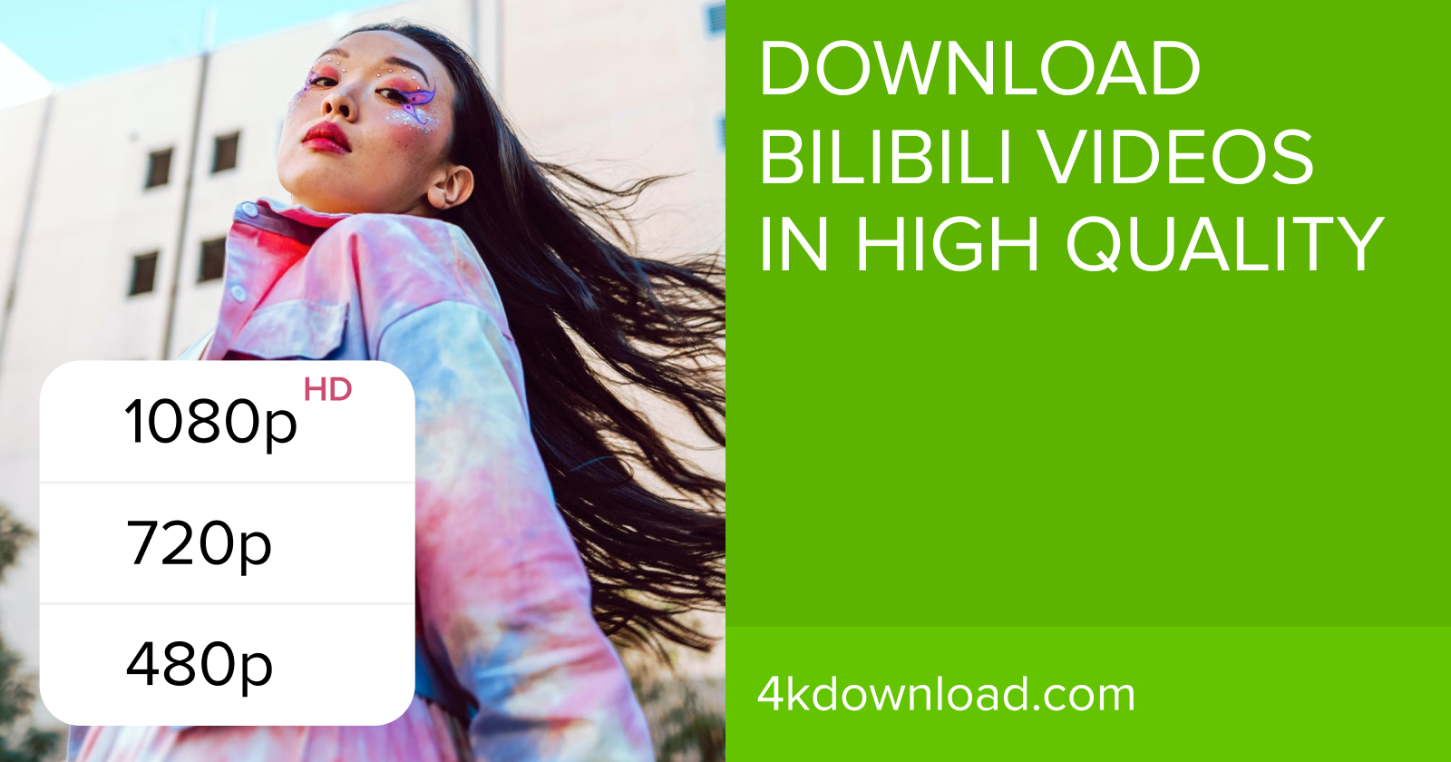 Download Bilibili Videos With Quality Higher Than 480p